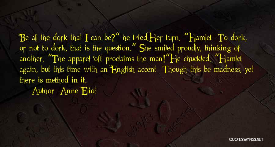 I'm Not There Yet Quotes By Anne Eliot