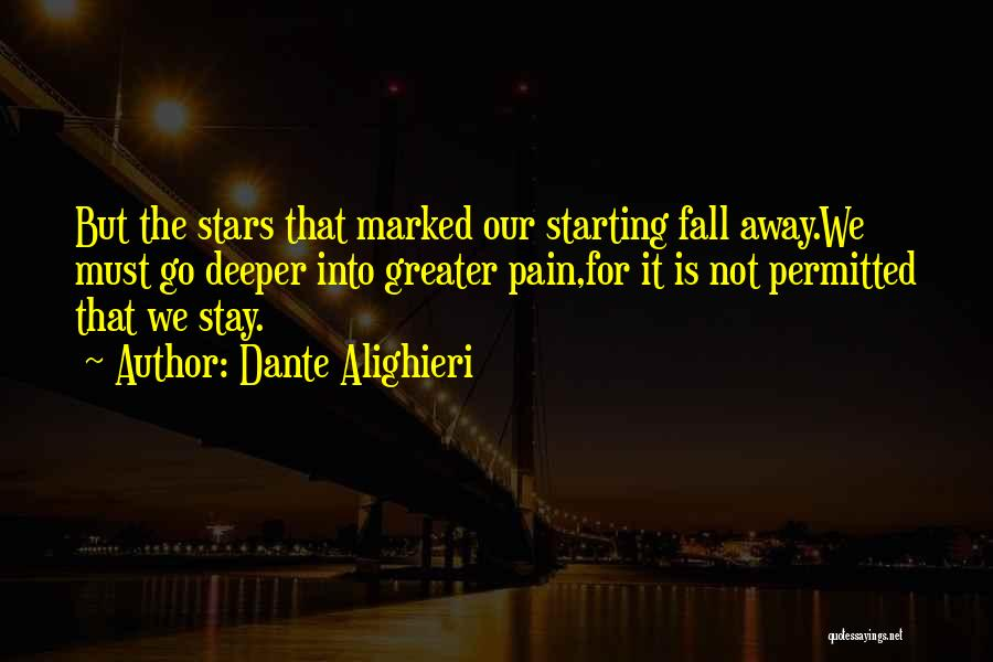I'm Starting To Fall For You Quotes By Dante Alighieri