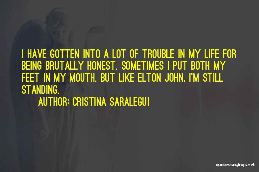 I'm Still Standing Quotes By Cristina Saralegui