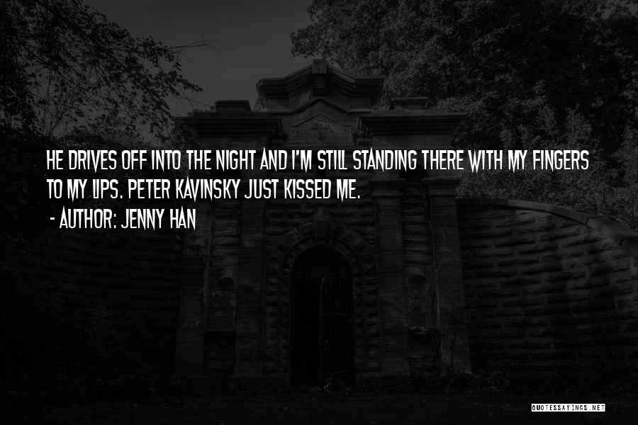 I'm Still Standing Quotes By Jenny Han