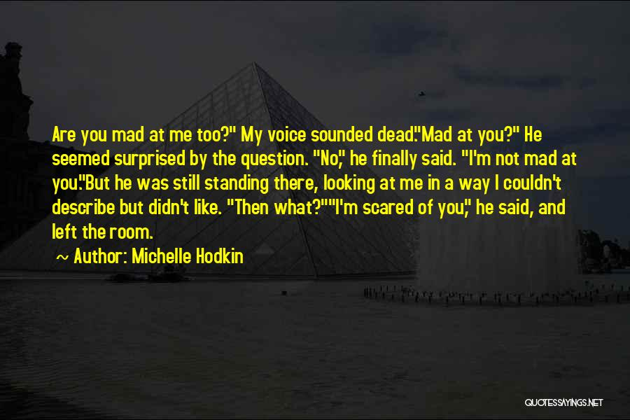 I'm Still Standing Quotes By Michelle Hodkin