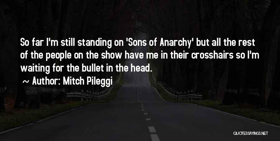 I'm Still Standing Quotes By Mitch Pileggi