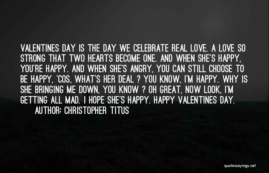 I'm Still Strong Quotes By Christopher Titus