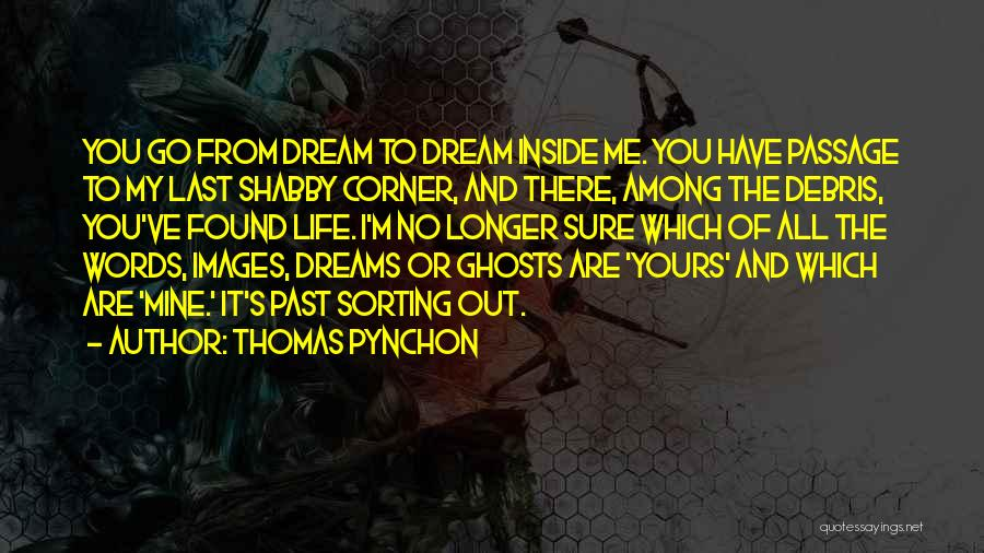 I'm Sure I Love You Quotes By Thomas Pynchon