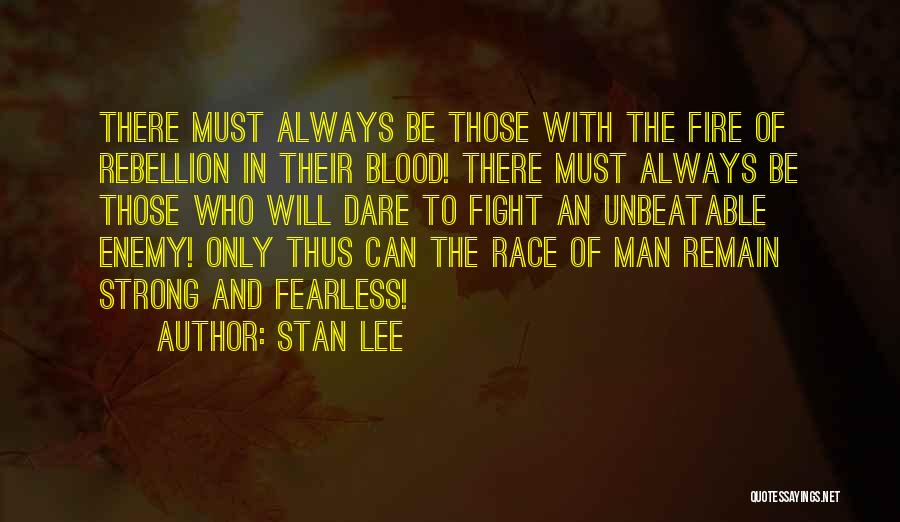 I'm Unbeatable Quotes By Stan Lee