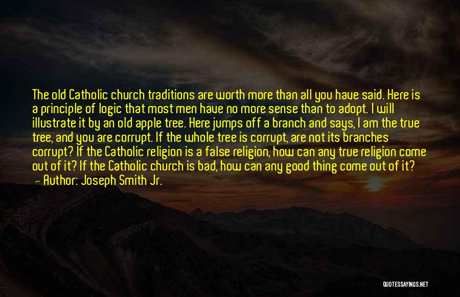 I'm Worth More Than That Quotes By Joseph Smith Jr.