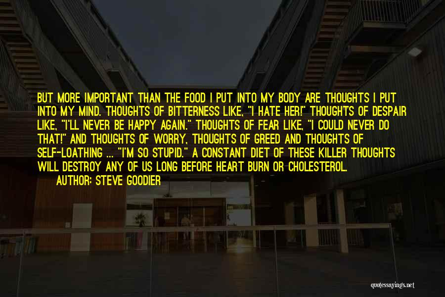 I'm Worth More Than That Quotes By Steve Goodier