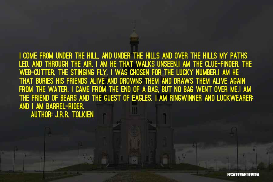 I'm Your Rider Quotes By J.R.R. Tolkien