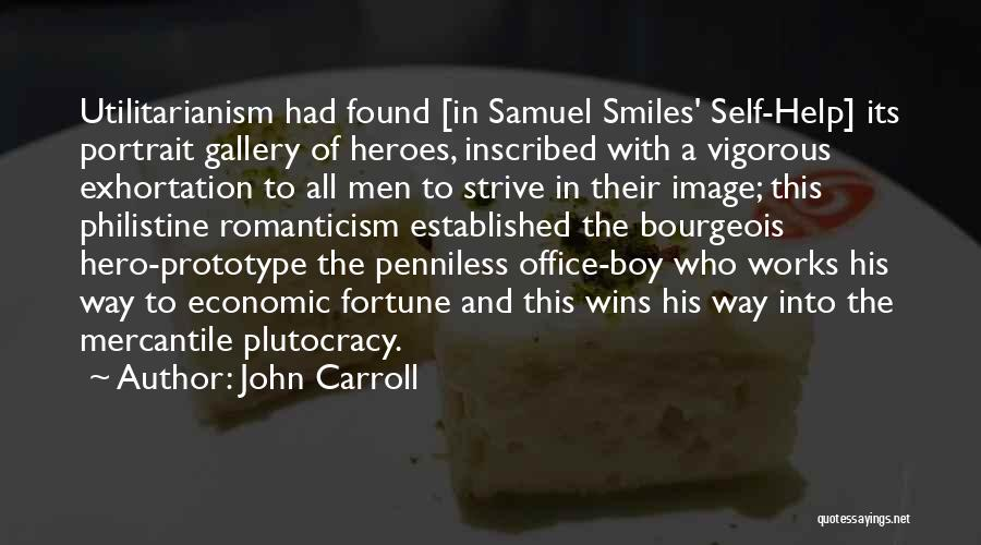 Image Gallery Quotes By John Carroll