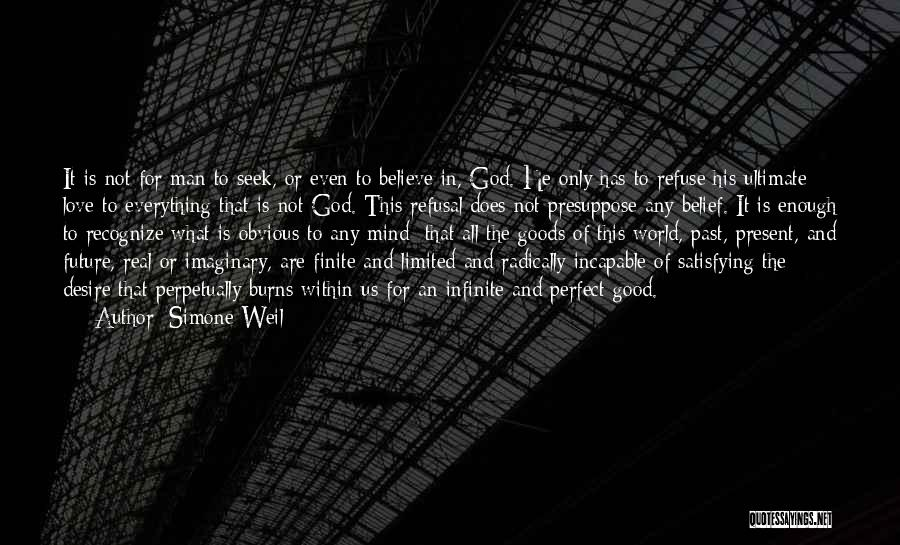 Imaginary World Quotes By Simone Weil
