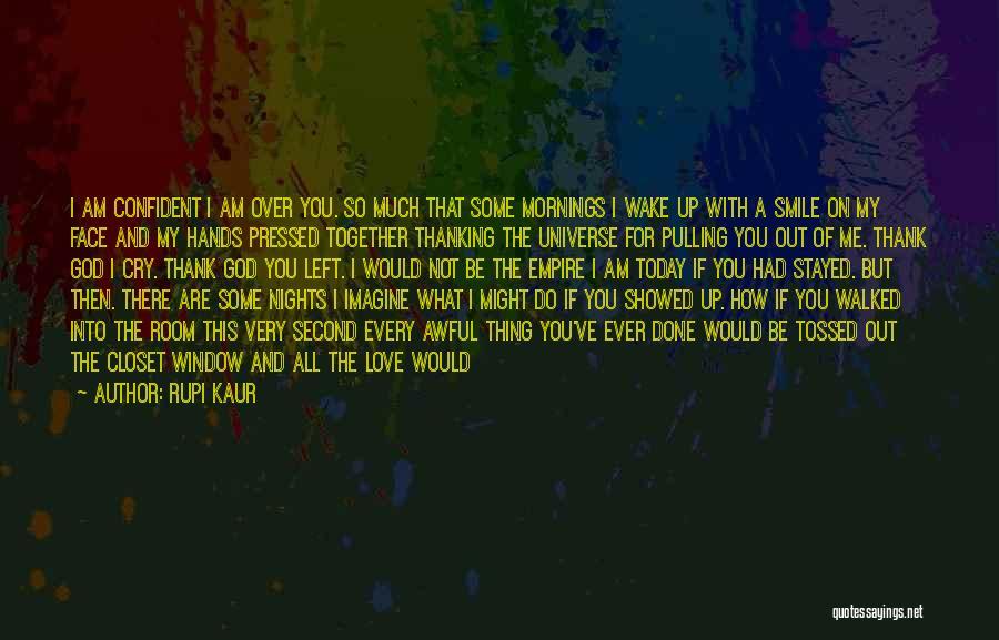 Imagine A Place Quotes By Rupi Kaur