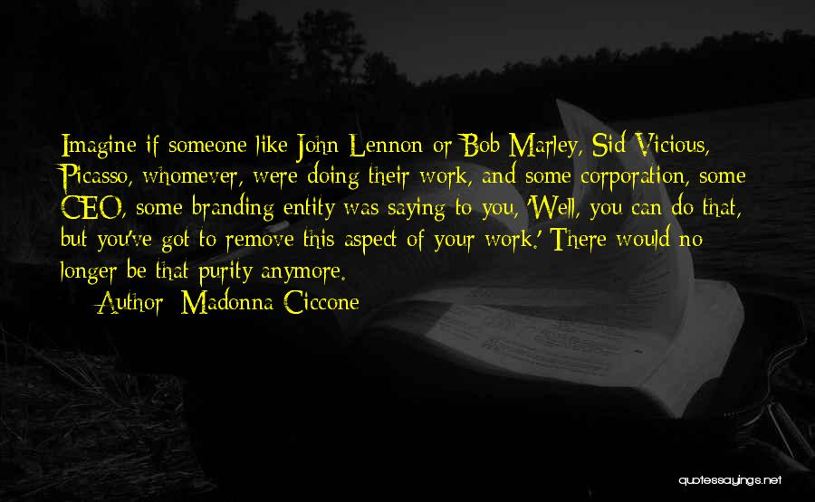 Imagine By John Lennon Quotes By Madonna Ciccone