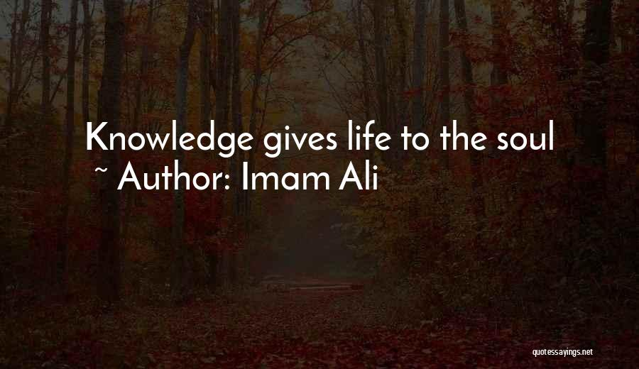 Imam Ali Quotes 282814