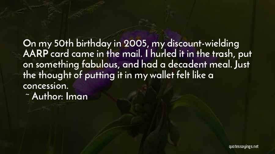 Iman Quotes 1189047