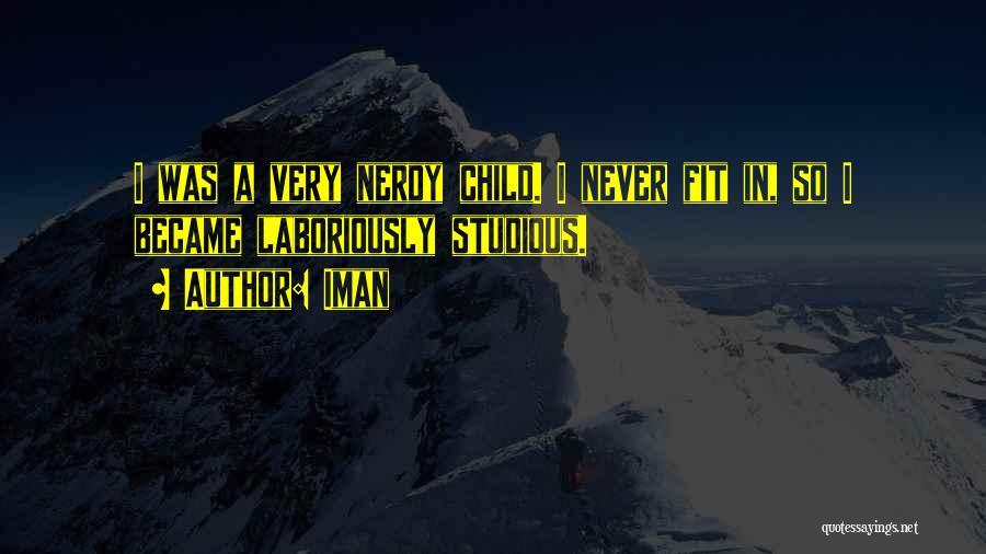 Iman Quotes 136112