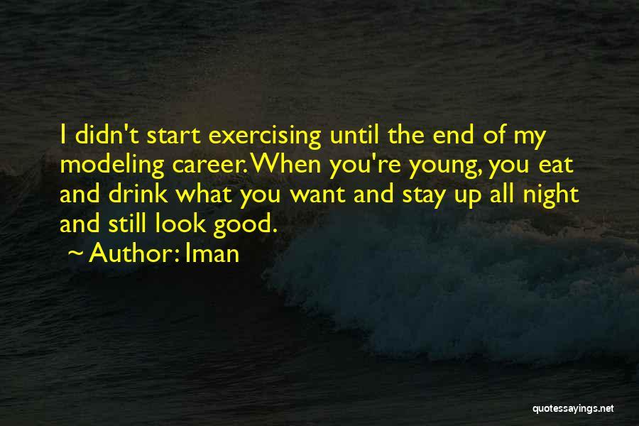 Iman Quotes 187402