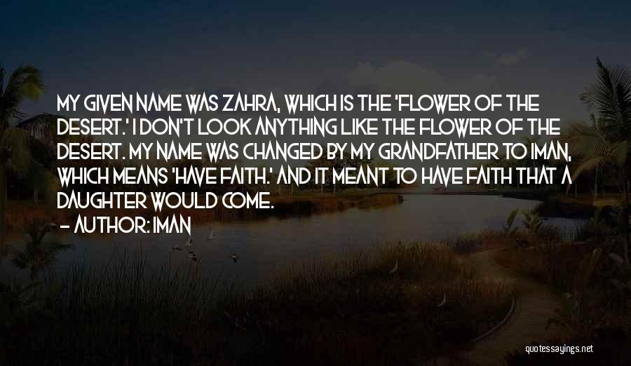 Iman Quotes 2049099