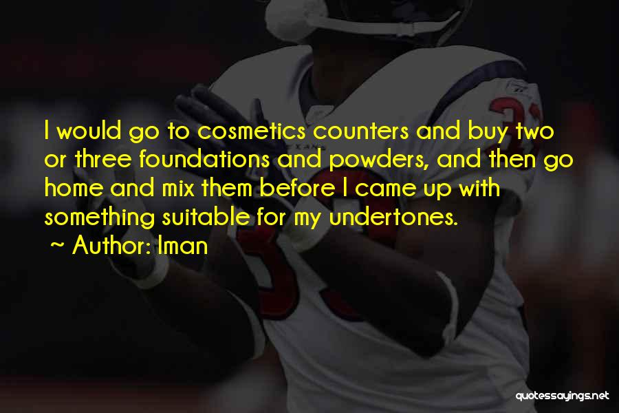 Iman Quotes 219824