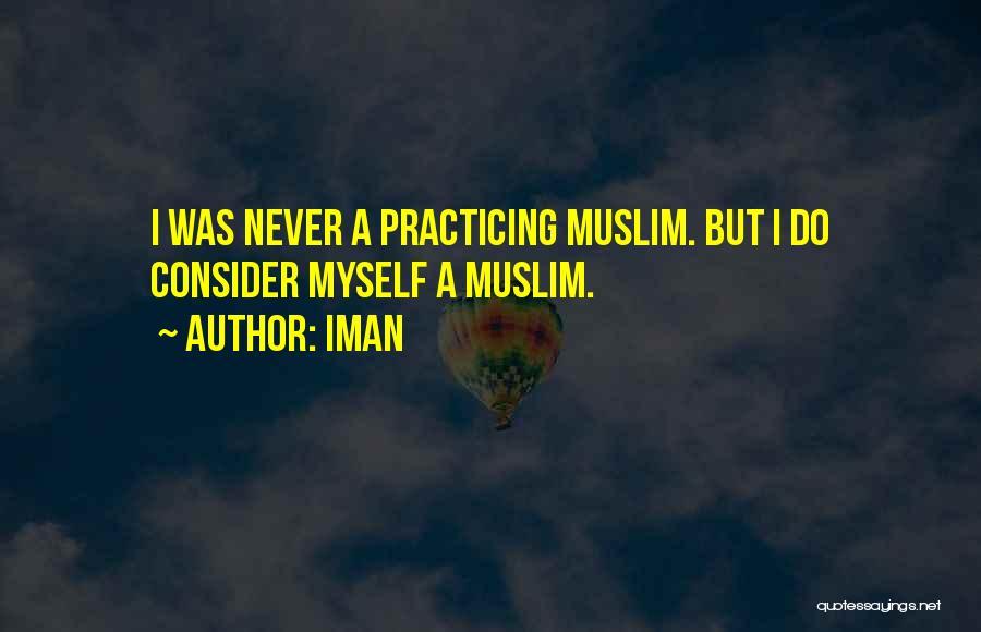 Iman Quotes 400960