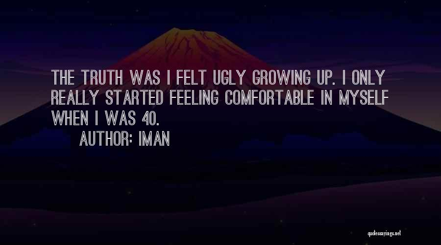 Iman Quotes 443987