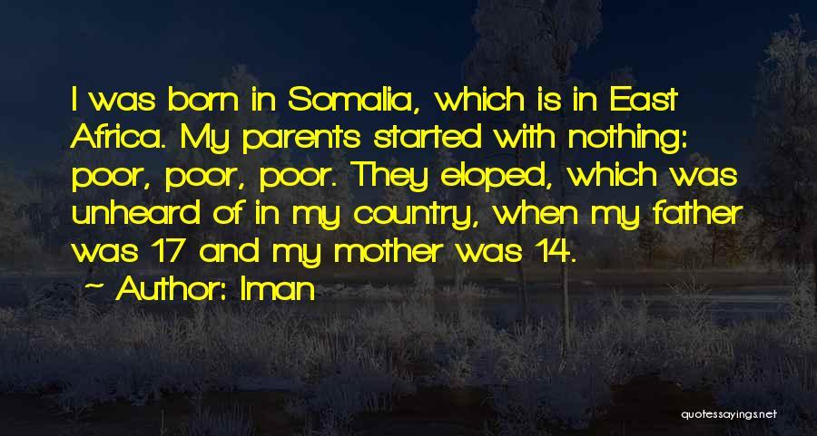 Iman Quotes 465030