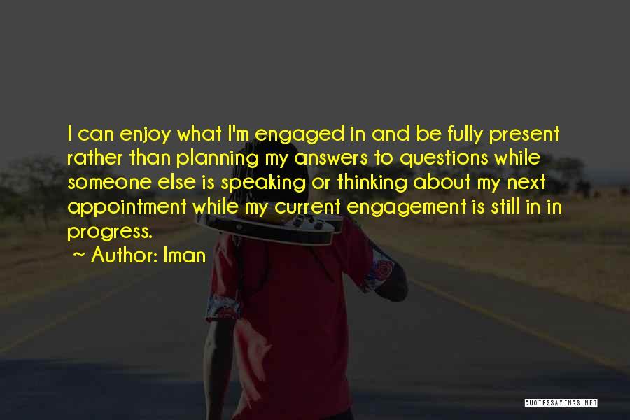 Iman Quotes 615882