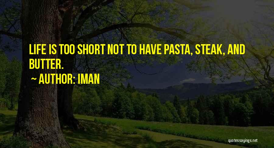 Iman Quotes 658708