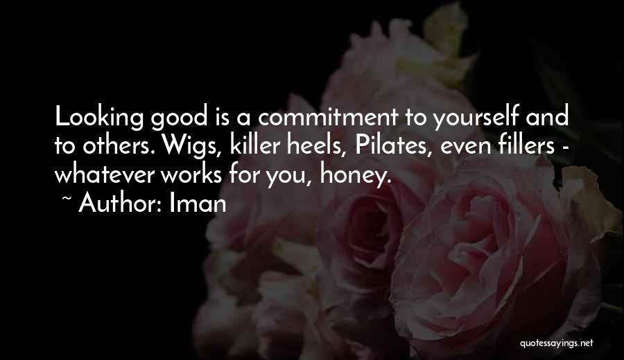 Iman Quotes 667069