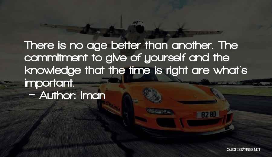 Iman Quotes 702033