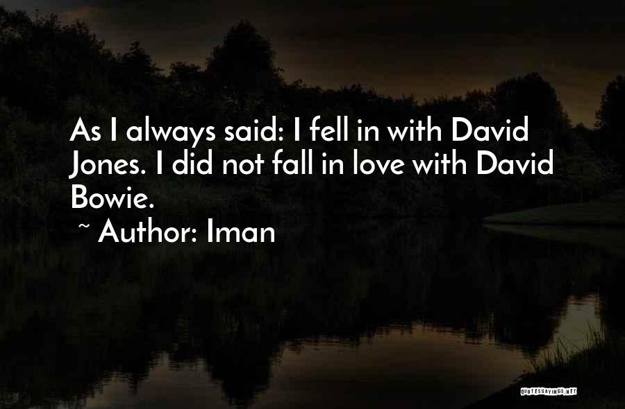 Iman Quotes 711867
