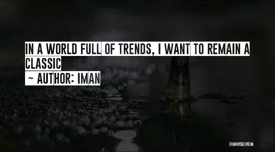 Iman Quotes 764125