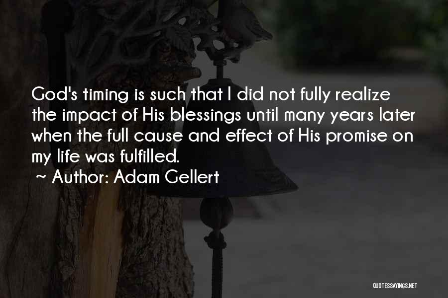 Impact On Inspirational Quotes By Adam Gellert