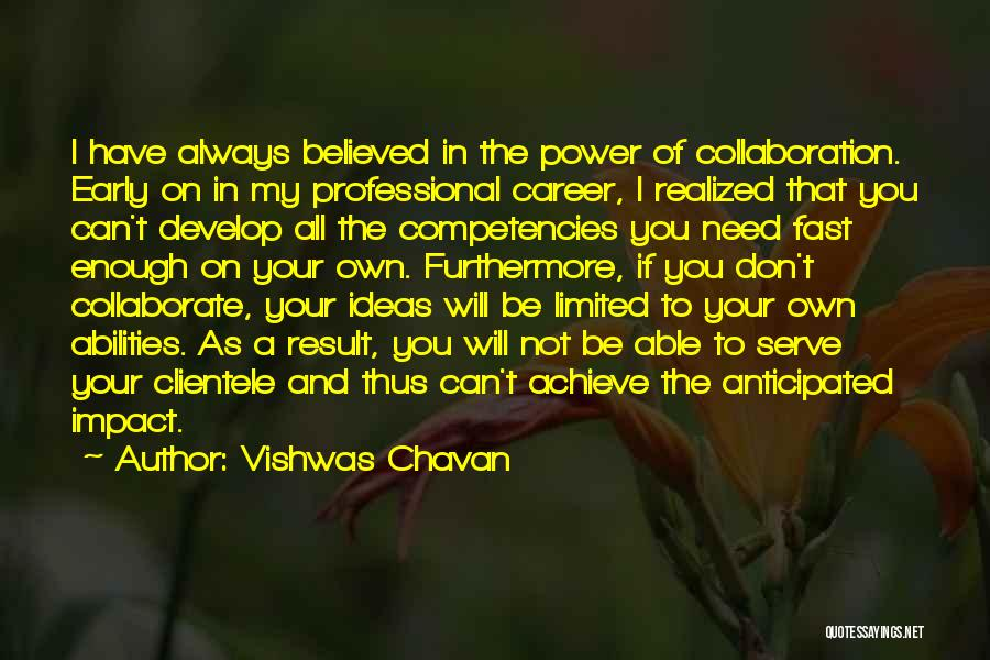 Impact On Inspirational Quotes By Vishwas Chavan