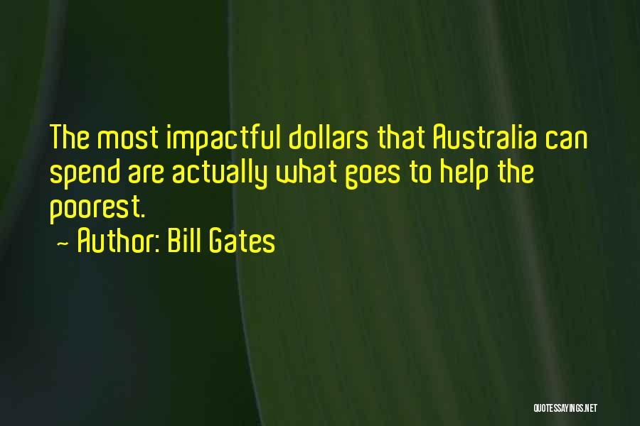 Impactful Quotes By Bill Gates