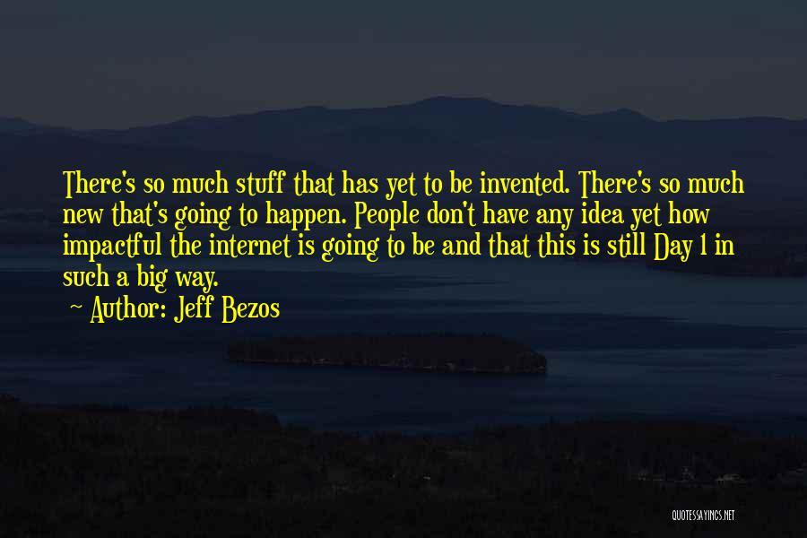 Impactful Quotes By Jeff Bezos