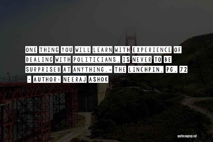 Impactful Quotes By Neeraj Ashok