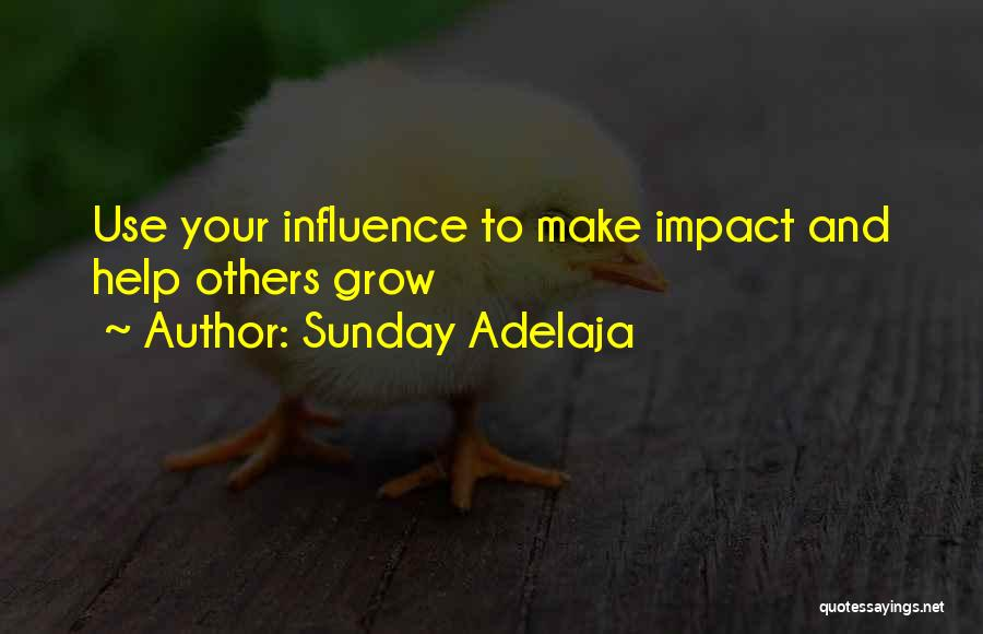 Impactful Quotes By Sunday Adelaja