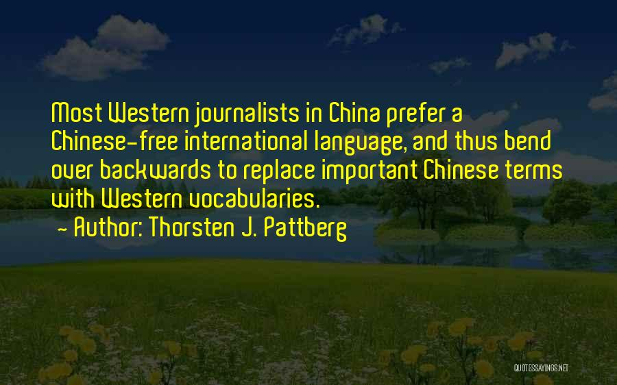 Imperialism In China Quotes By Thorsten J. Pattberg