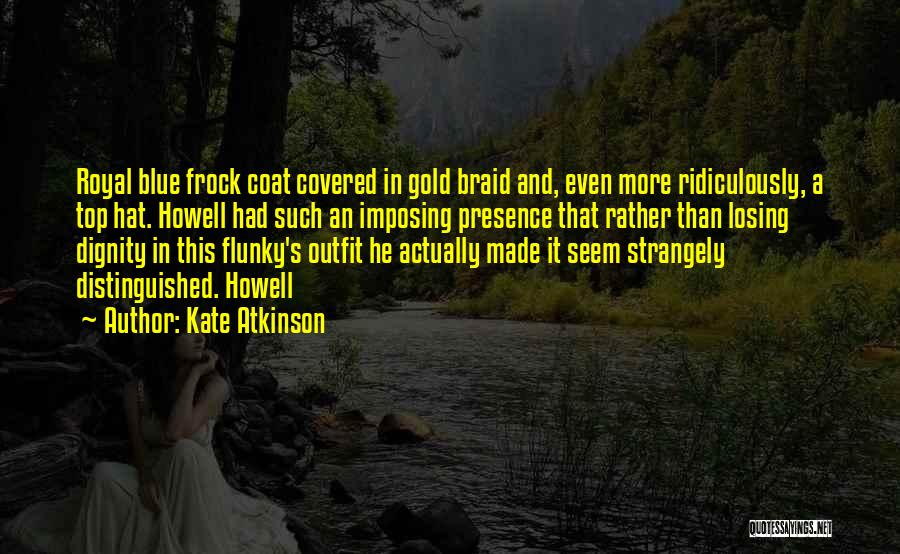 Imposing Quotes By Kate Atkinson