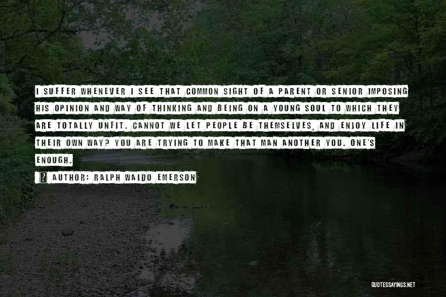 Imposing Quotes By Ralph Waldo Emerson