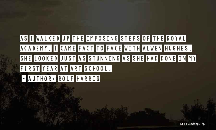 Imposing Quotes By Rolf Harris