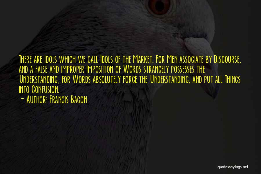 Imposition Quotes By Francis Bacon