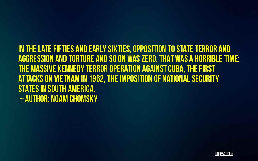 Imposition Quotes By Noam Chomsky