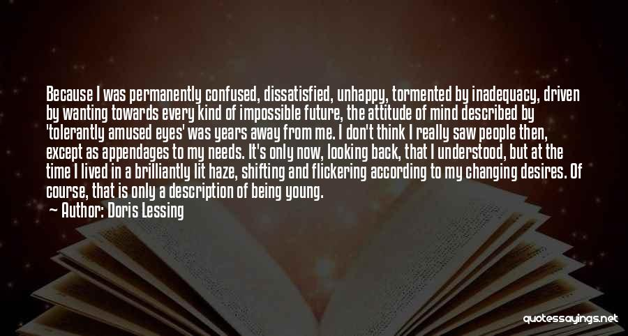 Impossible Desires Quotes By Doris Lessing