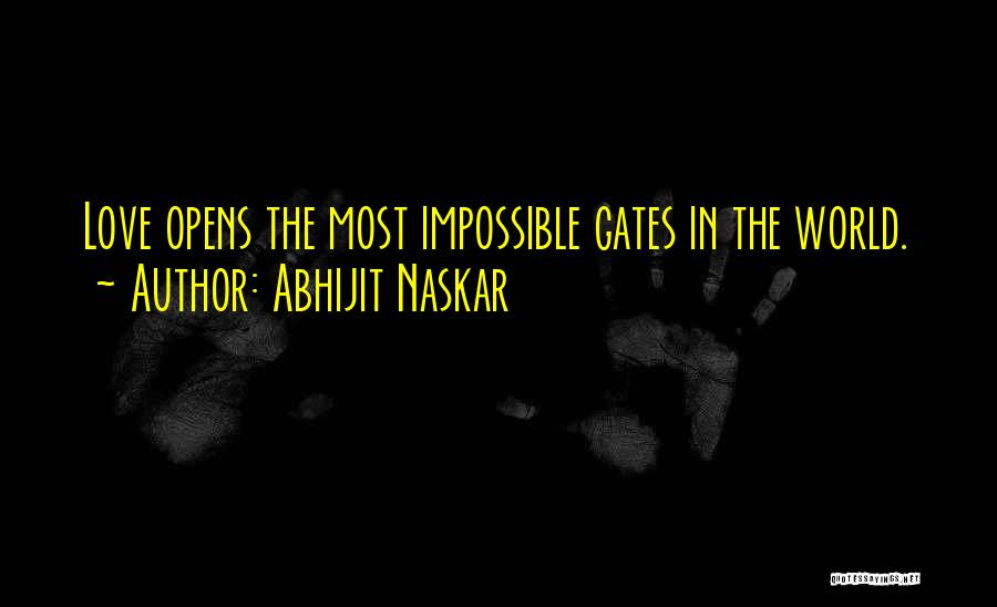 Impossible Goals Quotes By Abhijit Naskar