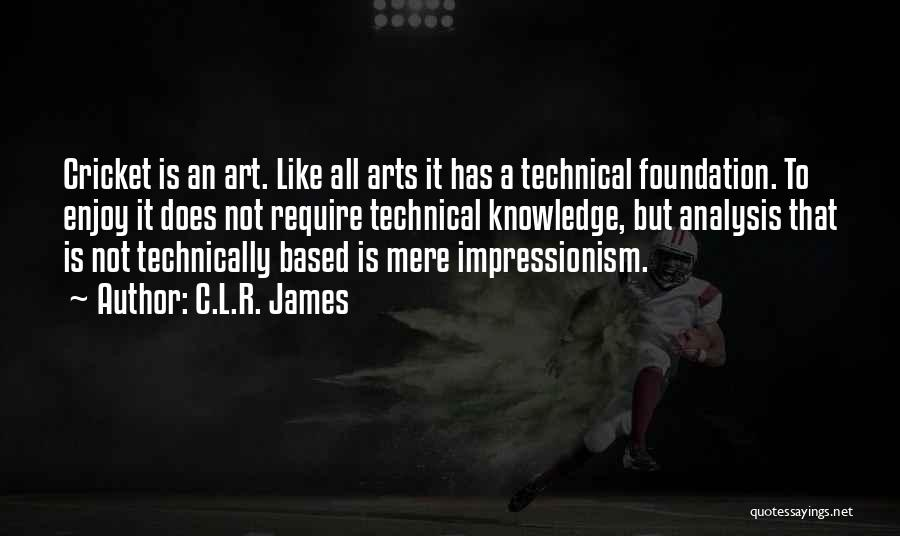 Impressionism Quotes By C.L.R. James
