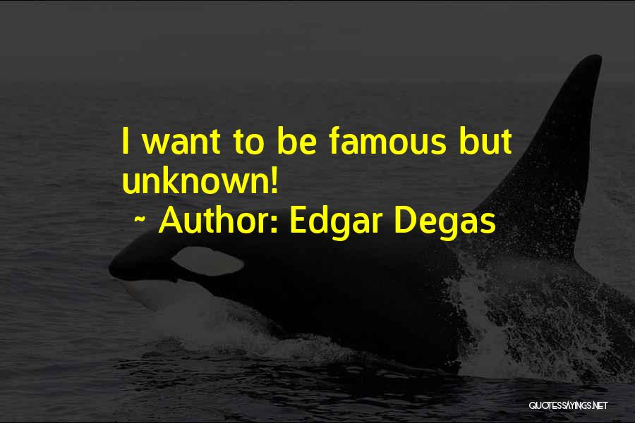Impressionism Quotes By Edgar Degas