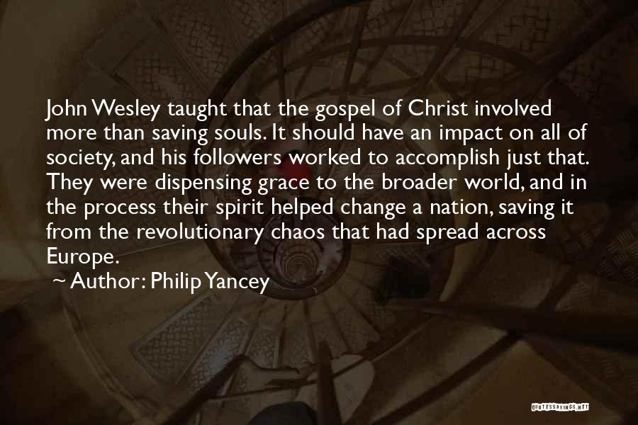In A World Of Chaos Quotes By Philip Yancey