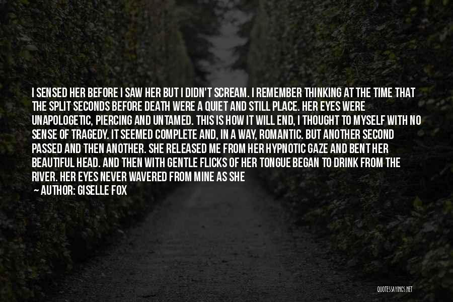 In Another Time And Place Quotes By Giselle Fox