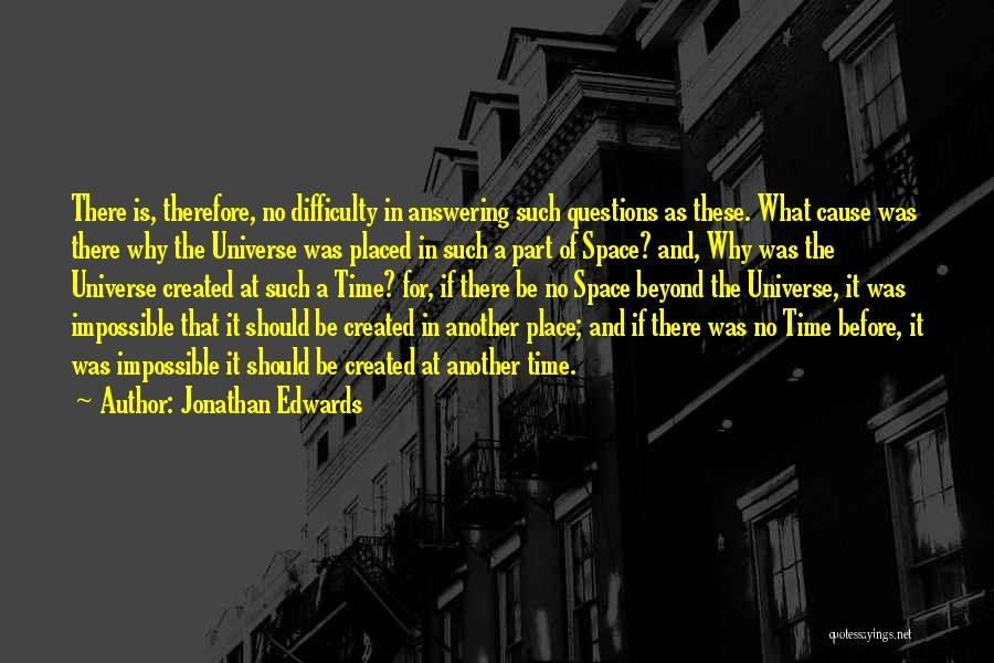 In Another Time And Place Quotes By Jonathan Edwards